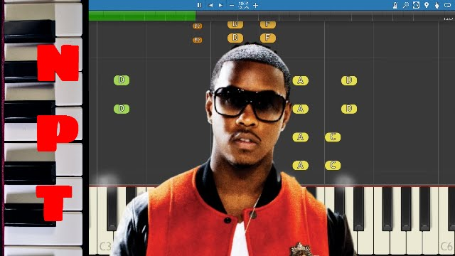 Jeremih - oui - Piano Tutorial - How to play oui by ...