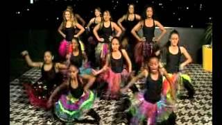 Afrika Ablaze dancers (15.06.2012)