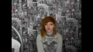 Misery Business- Emily Holmes (Cover)