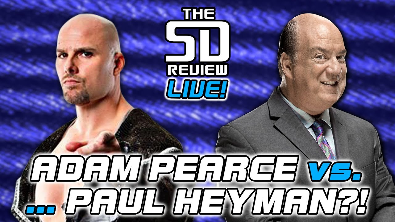 Adam Pearce takes on ... Paul Heyman??? | The Smackdown Review (January 22, 2021)