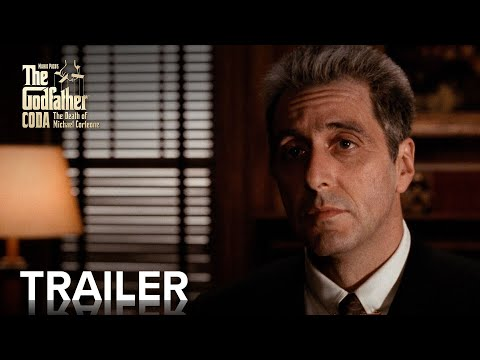 THE GODFATHER CODA: THE DEATH OF MICHAEL CORLEONE   Official Trailer [HD]