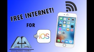 FREE INTERNET! IOS Devices! | AAmber