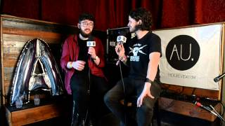 Ross Leighton from Fatherson (Scotland) Interview at SXSW 2015