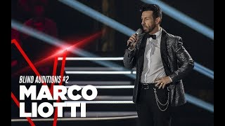 "Marco Liotti ""Be Bop Alula"" - Blind Auditions #2 - TVOI 2019"