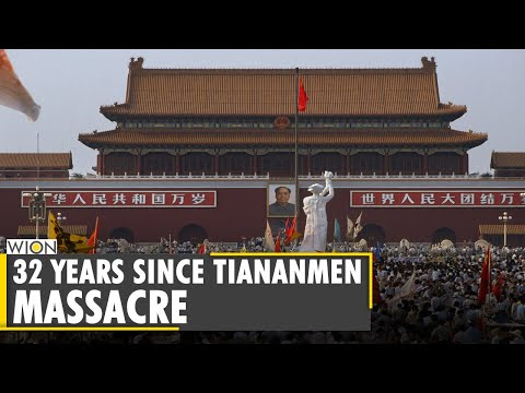 The fatal story of 32 years old Tiananmen Square protests   China   Beijing   World English News