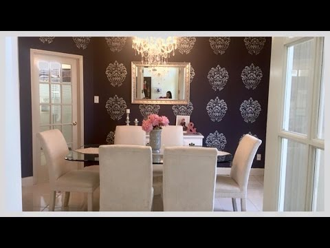 IDEAS PARA DECORAR TU COMEDOR - YouTube