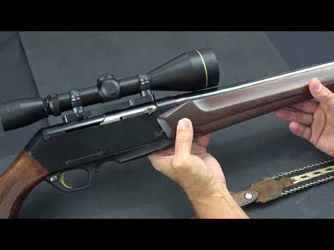 This Old Gun: Browning BAR in .270 WSM
