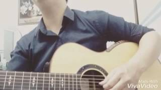Chờ Anh Nhé - Guitar Cover Tiến Nguyễn