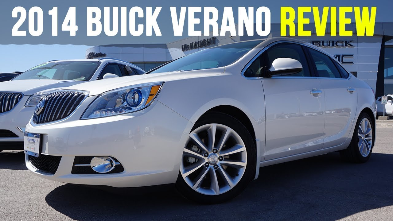 2014 Buick Verano Heated Wheel Bose Sunroof In Depth Review Youtube