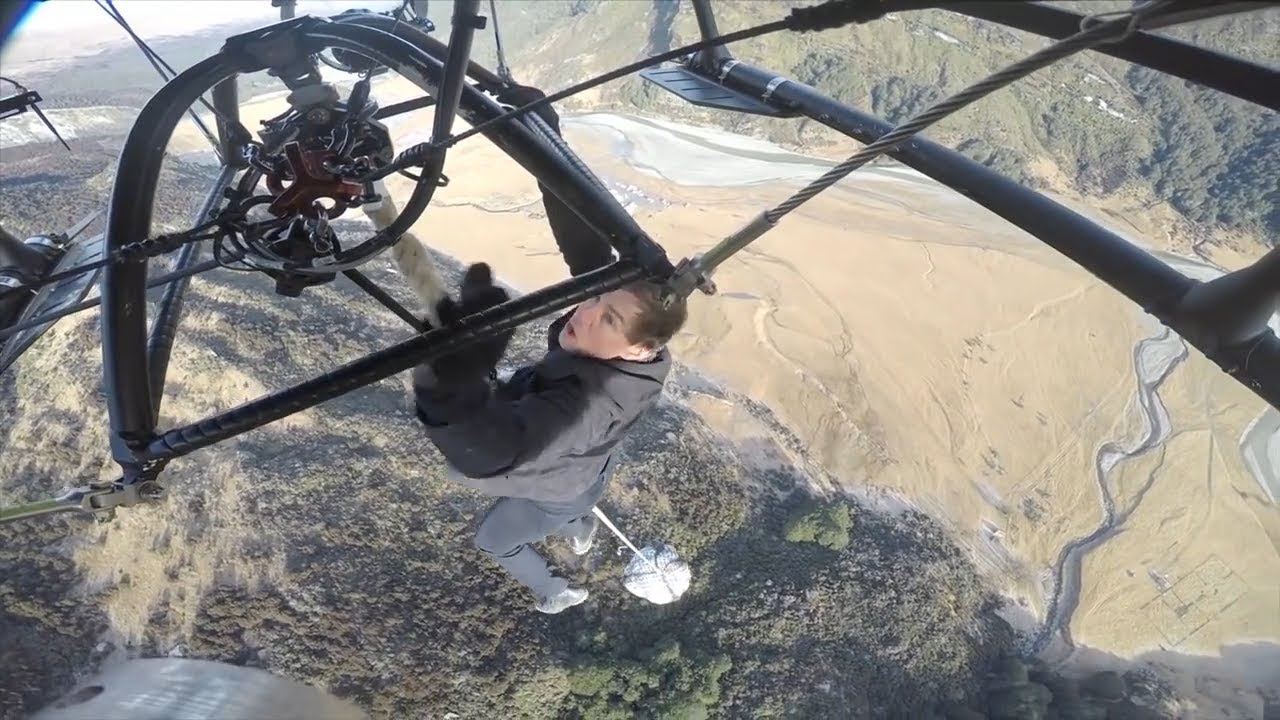 The 'Mission: Impossible - Fallout' Stunt That (Almost) Took Out ...
