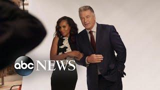 Alec Baldwin debuts talk show