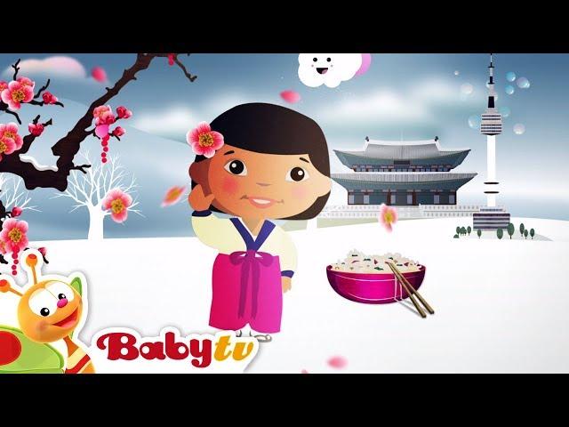 Hello - Episode 3 | Nursery Rhymes | BabyTV