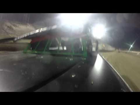 Aztec Speedway Jody Cornell GO-PRO Heat Weekend 7-25-15 In Car View