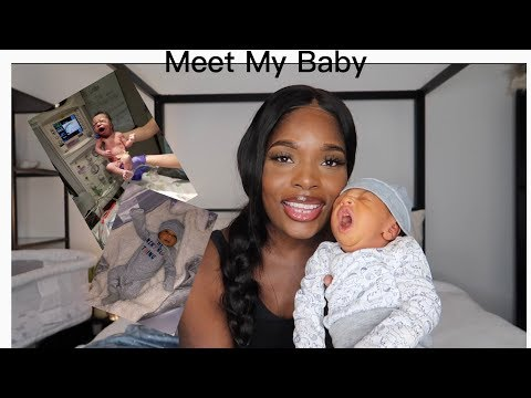 LABOR & DELIVERY STORY || NATURAL WITH NO EPIDURAL
