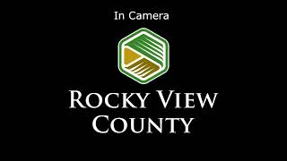 April 30, 2019 - Rocky View County Council Meeting (Part 1)