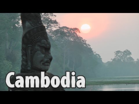 Best of 5days Cambodia:  Top Travel Destinations / Things do to / Pnohm Penh, Angkor, Tonle Sap