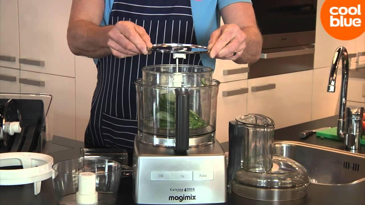 Magimix cuisine systeme 4200 xl review en uboxing nl be for Cuisine 4200 magimix