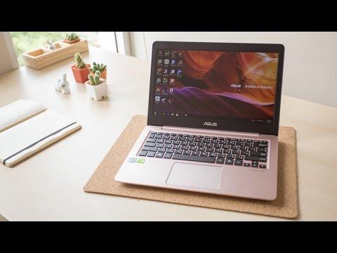 [Review] ASUS ZenBook UX310UQ – Ultrabook สเปก Core i7 + 940MX เบา 1.45 โล ราคา 36,990 บาท - YouTube
