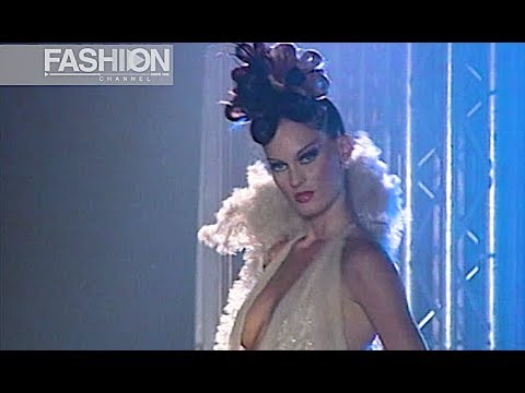 GRIMALDI GIARDINA Haute Couture Fall 2003 2004 - Fashion Channel