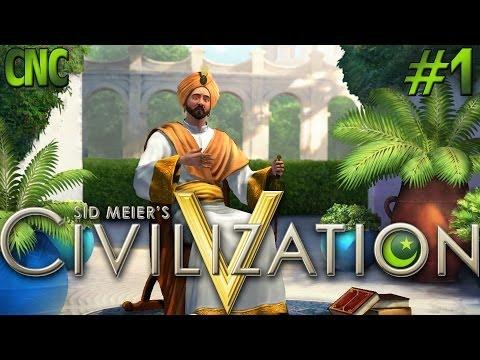 Civilization V - Part 1: Harun al-Rashid
