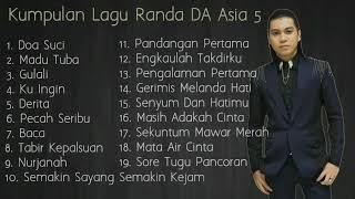 Download Kumpulan Lagu Randa DA Asia 5 Full Album