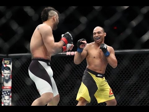 What Really Mattered at UFC Fight Night 96