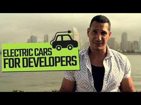 Electric Cars Industry For Programmers