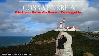 Cosa vedere  a Sintra e Cabo da Roca - Viaggio in  Portogallo