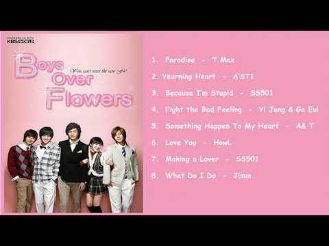 Boys Over Flower OST Full Sound Track