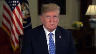 Trump Tweets July 4th Video Message