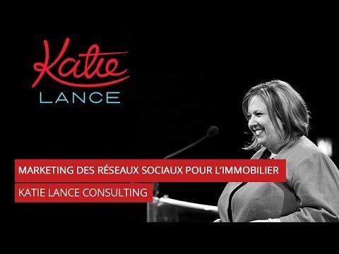 Katie Lance - Marketing des Réseaux Sociaux pour l'Immobilier