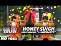 Honey Singh Energetic Performance On lungi Dance At The Royal Stag Mirchi Music Awards 2016 video