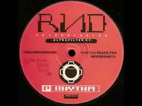 R.N.D. Technologies - Ultrafilter EP - Breakdown