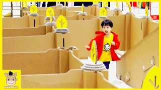 Indoor Playground for Kids and Family Fun Maze Play | MariAndKids Toys