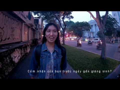 Sài Gòn trước ngày giáng sinh - Noel 2016