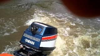 bateau moteur YAMAHA 6cv