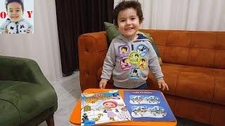 YUSUF'LA TRT ÇOCUK DERGİSİ AÇTIK,  Eğlenceli Çocuk Videosu