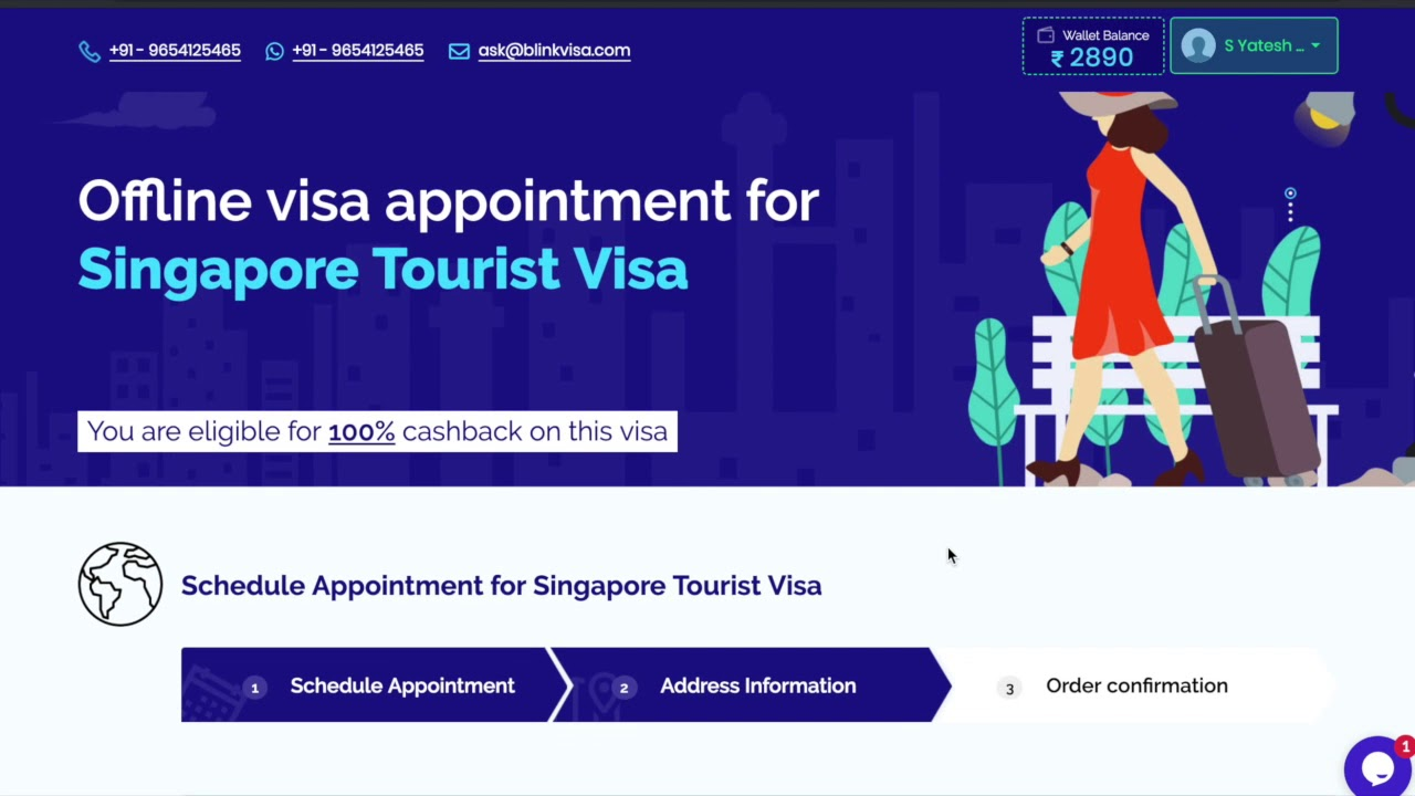 Singapore Tourist Visa for Indians: An Easy Guide