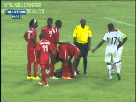 Boubacar Diarra N°2 - Chan 2015 _ Mali vs Guinée Bissau _ 4em Partie