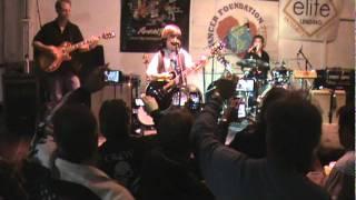"Crazy Train cover, 10 yr old guitar sensation Alex @ ""Rock Out Kids Cancer"" Music Fest 2011"
