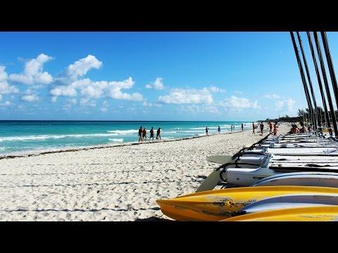 Beatutiful Varadero Beach, Caribbean Sea, Cuba