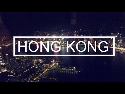 Hong Kong Travel Video [GoPro 2016]