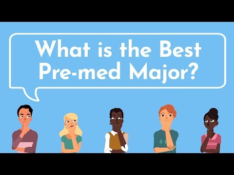 The BEST PRE-MED MAJOR | Proven By Med School Acceptance Data