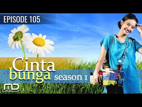 Cinta Bunga - Season 01 | Episode 105