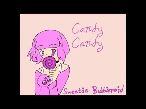 Candy Candy- UTAU Cover (Sweetie Bubblepoid)