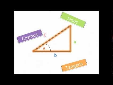 Beregning af side med sinusrelationer i Nspire from YouTube · Duration:  3 minutes 48 seconds