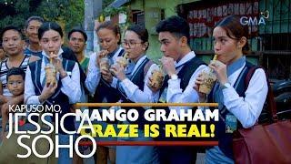 Kapuso Mo, Jessica Soho: Mango Graham Craze is Real!