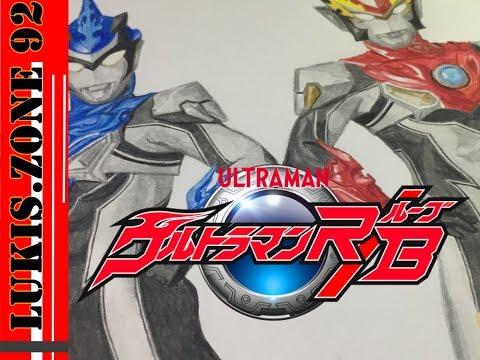 Let's Draw Ultraman R/B