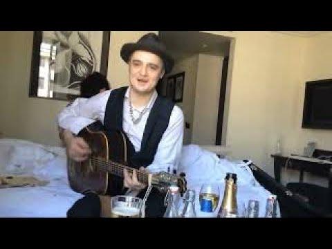 PETER DOHERTY SINGS