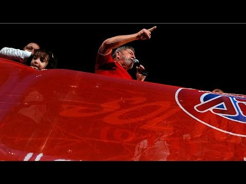 Brazil: Lula rallies support for Dilma as impeachment looms